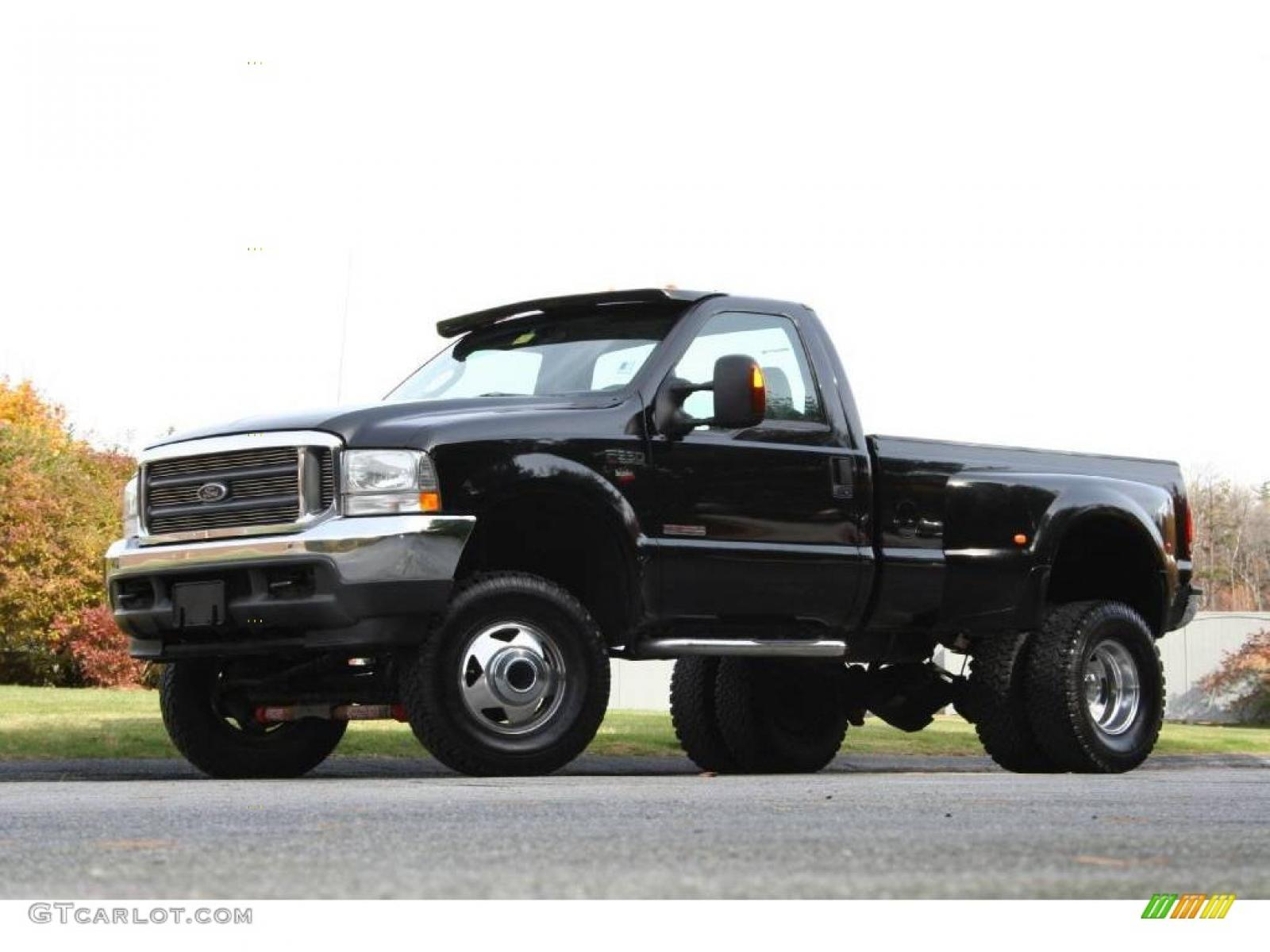 2004 ford f 350 super duty information and photos zombiedrive. Black Bedroom Furniture Sets. Home Design Ideas