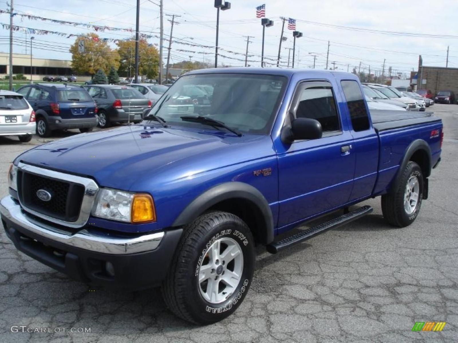 2004 ford ranger 10
