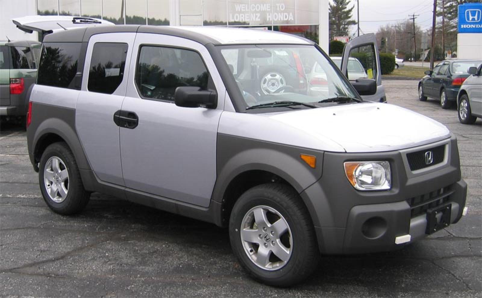 800 1024 1280 1600 origin 2004 Honda Element ...