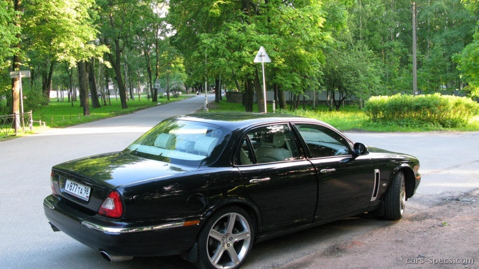 2005 Jaguar Xj8 Green Www Pixshark Com Images