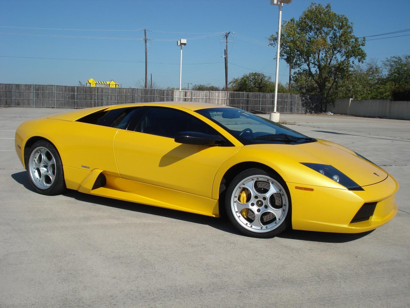 2004 Lamborghini Murcielago Information And Photos Zombiedrive