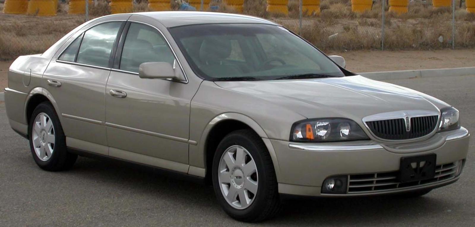 438884 2004 Lincoln Mkz