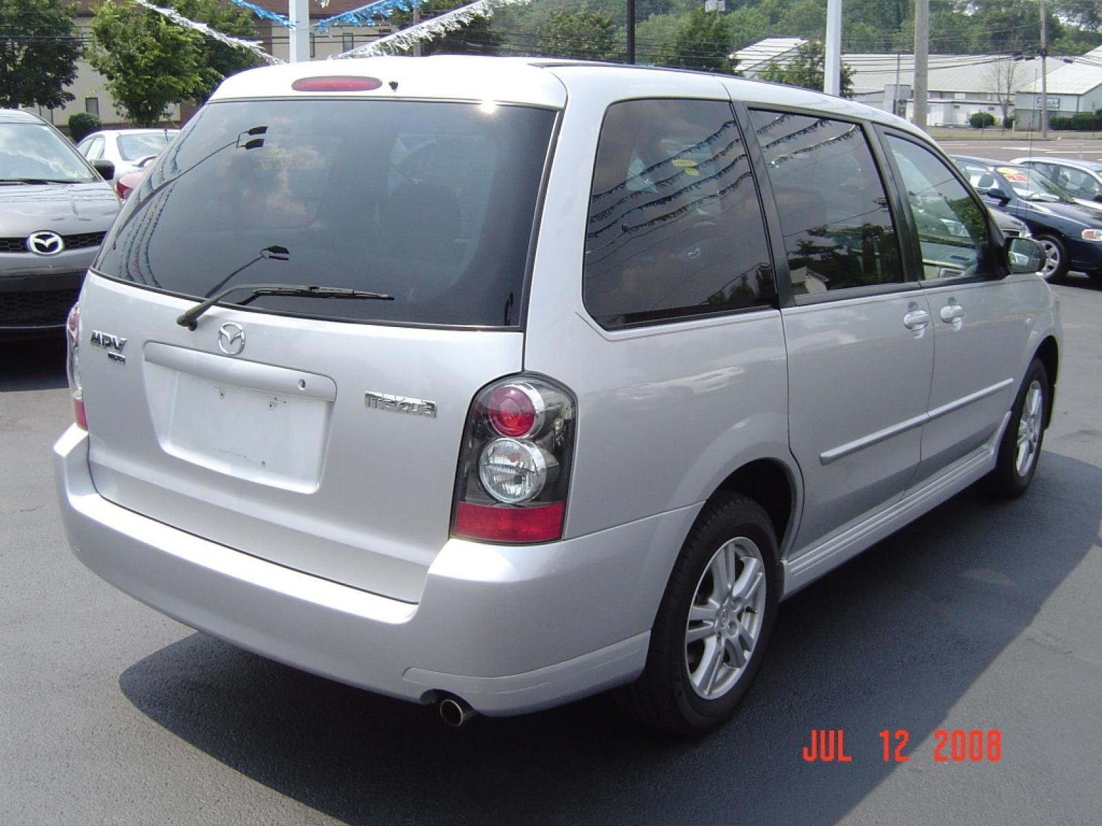 2004 Mazda Mpv Information And Photos Zombiedrive 2001 Engine Diagram 800 1024 1280 1600 Origin
