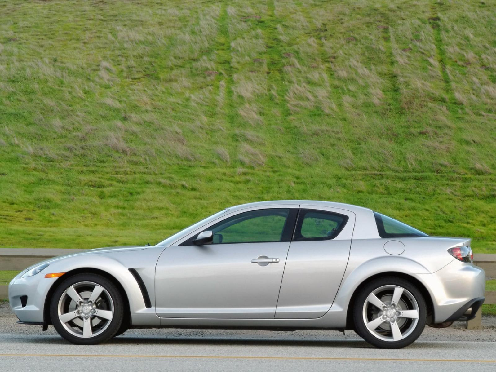 2004 mazda rx 8 information and photos zombiedrive. Black Bedroom Furniture Sets. Home Design Ideas