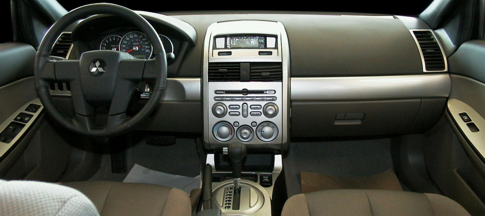 2004 Mitsubishi Galant Information And Photos Zombiedrive