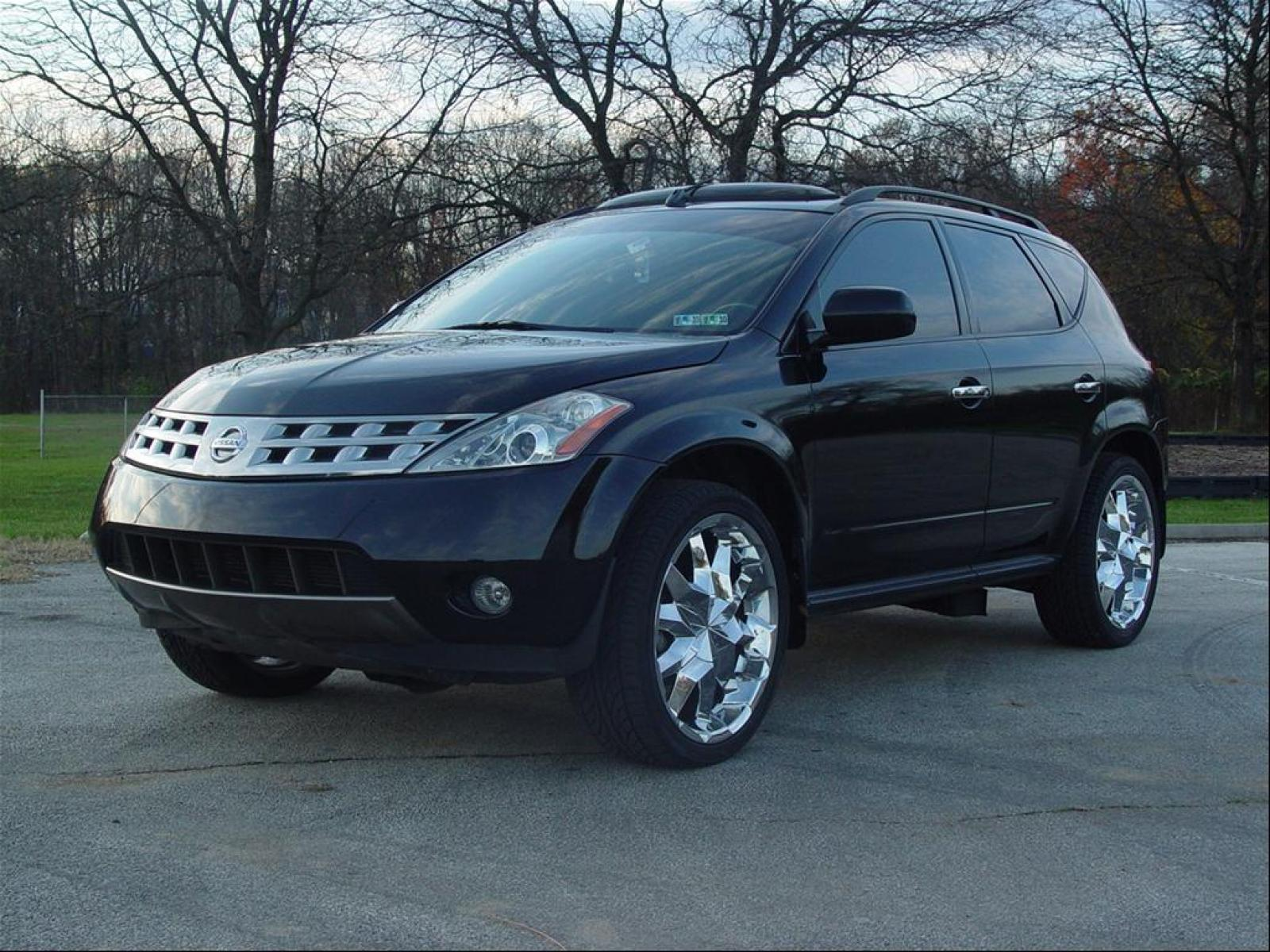 2004 Nissan Murano Information And Photos Zombiedrive