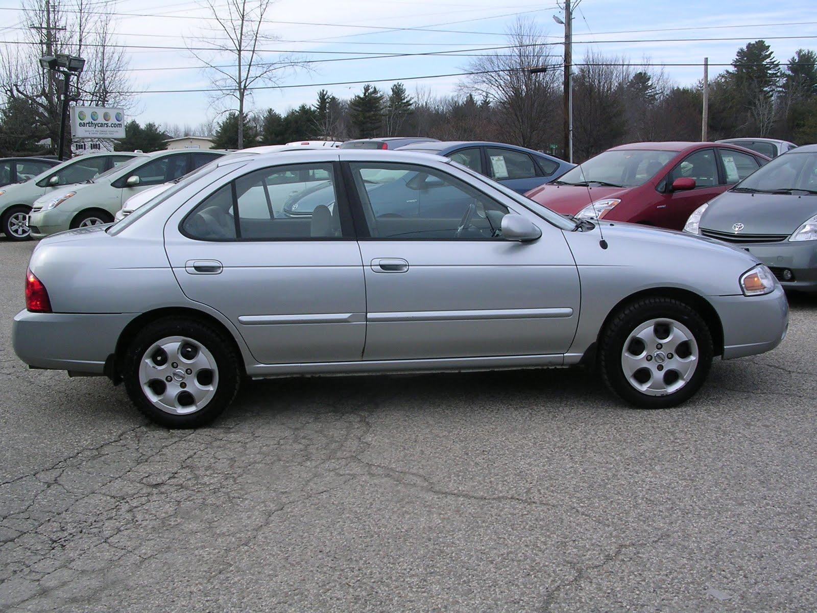 2004 Nissan Sentra - Information and photos - Zomb Drive