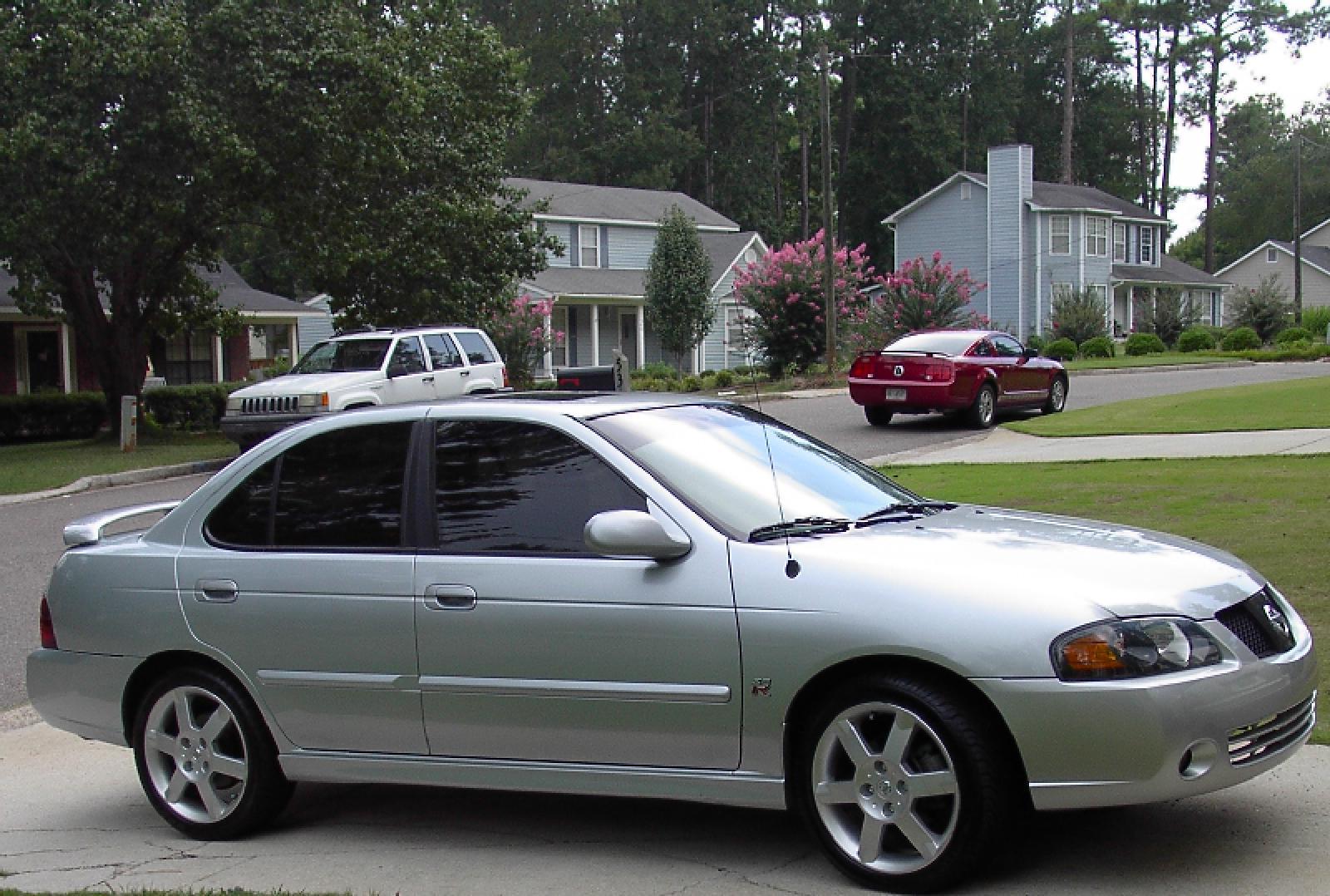 2004 Nissan Sentra - Information and photos - Zomb Drive