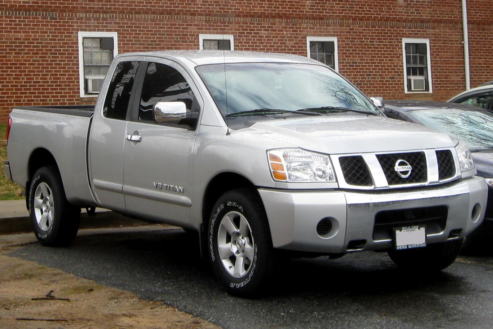 2004 nissan titan information and photos zombiedrive. Black Bedroom Furniture Sets. Home Design Ideas