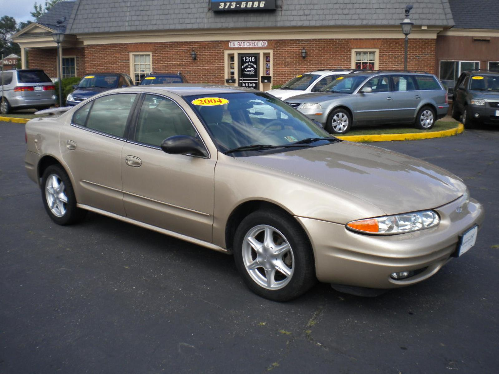 2004 oldsmobile intrigue