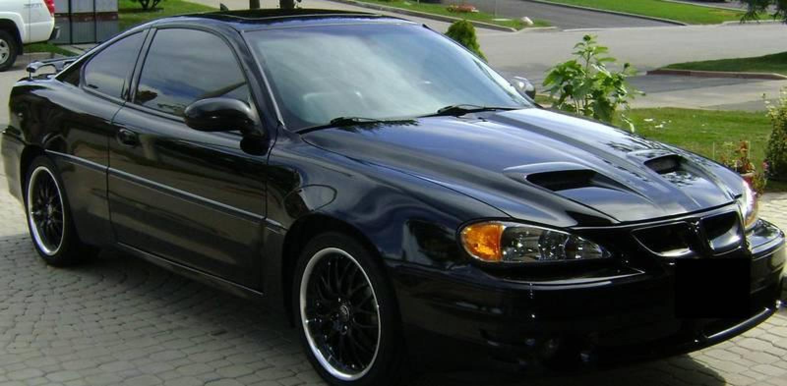 2004 Pontiac Grand Am - Information And Photos