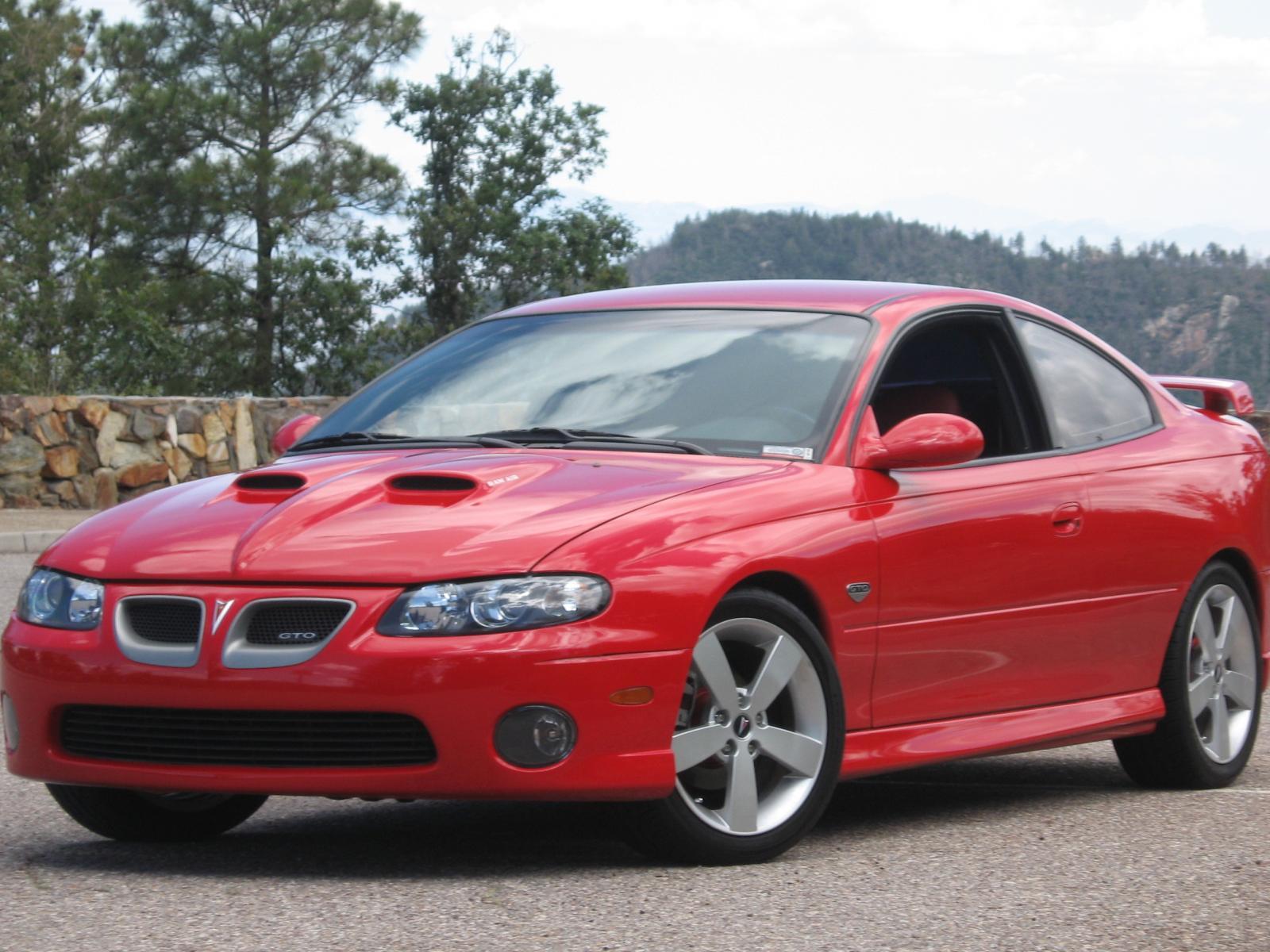 2004 Pontiac Gto 4