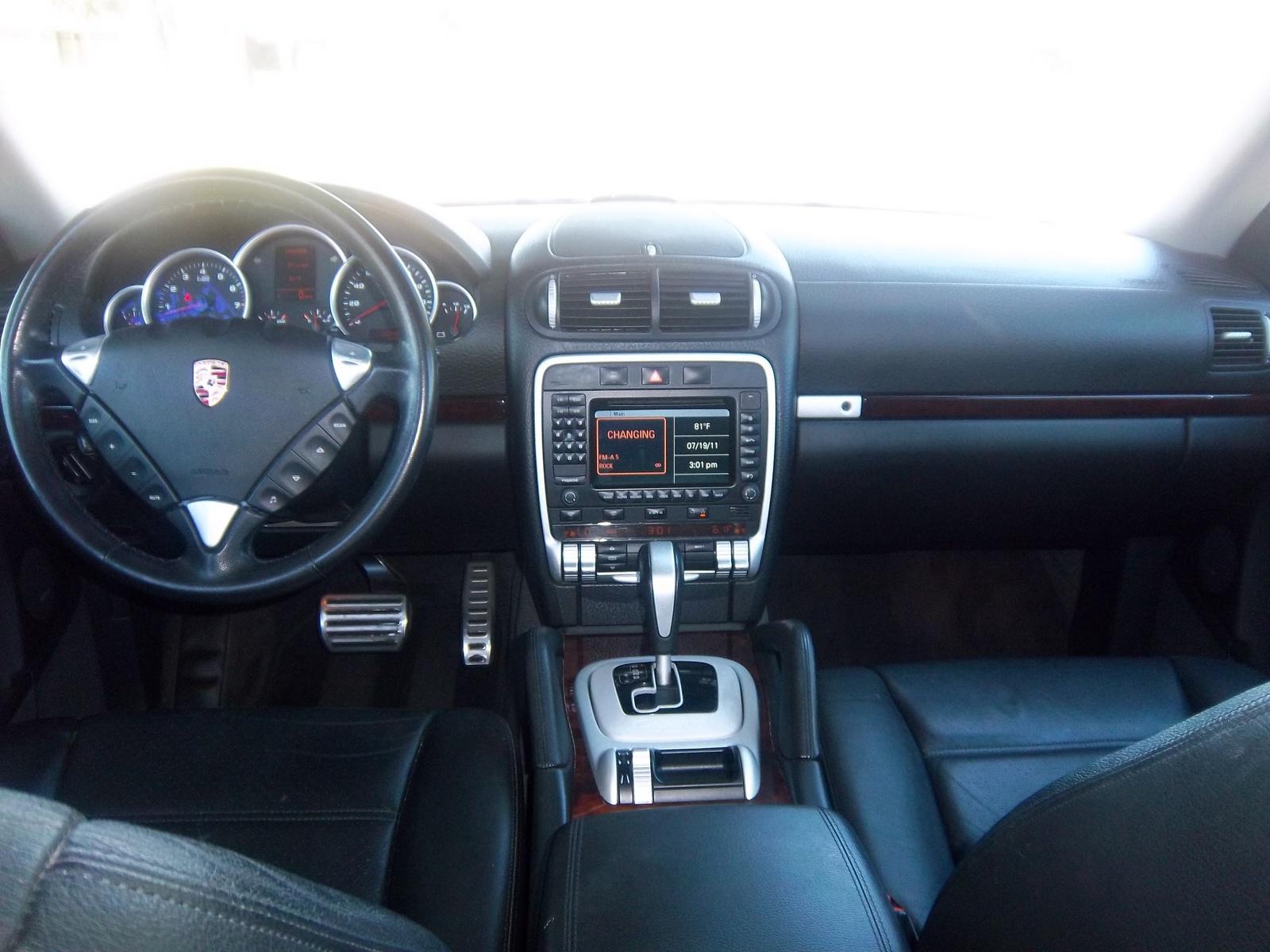 2008 Porsche Cayenne Turbo Steering Interior Photo 9271129 2004
