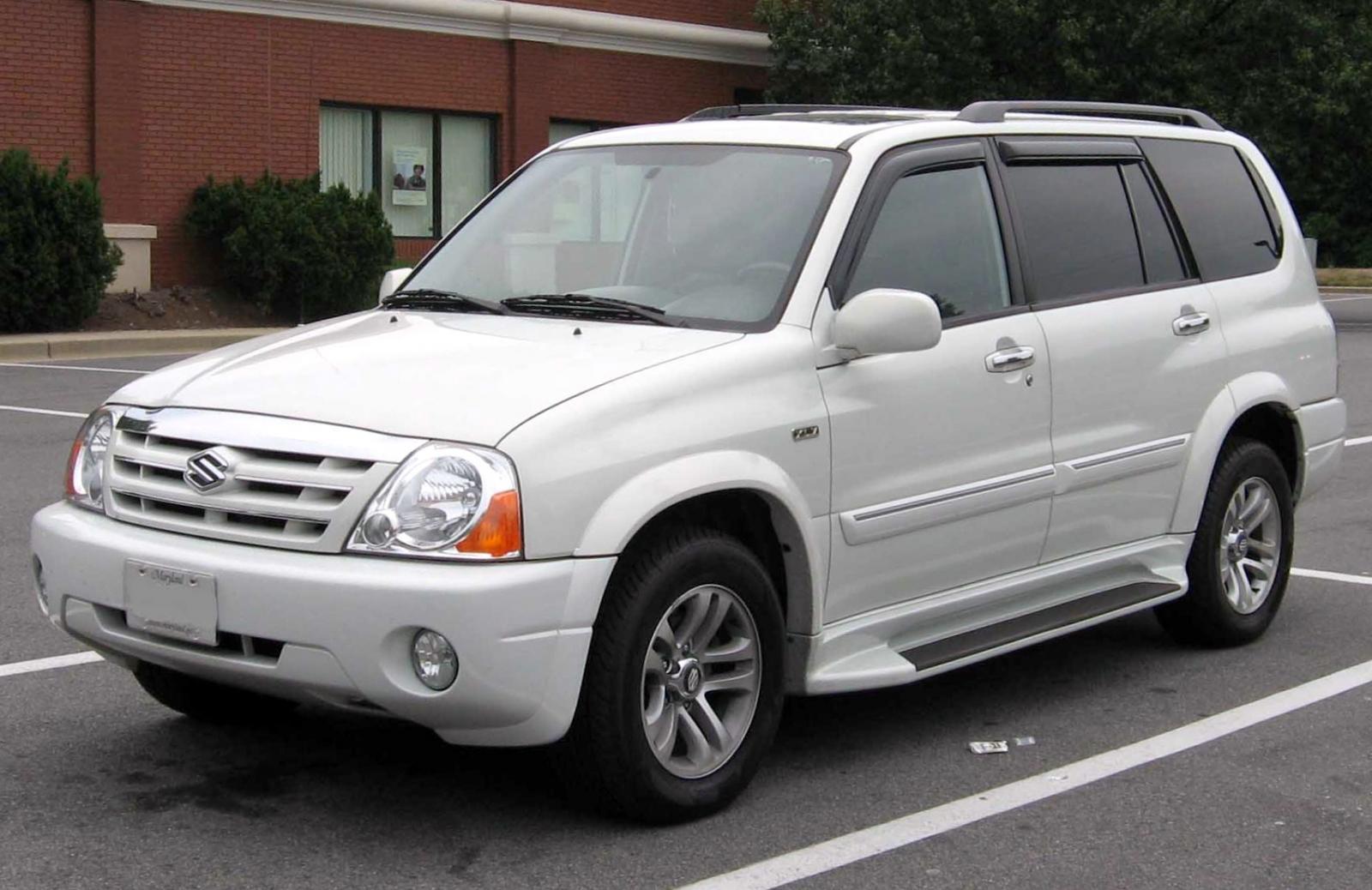2004 Suzuki Xl7 >> 2004 Suzuki Xl 7 1600px Image 10