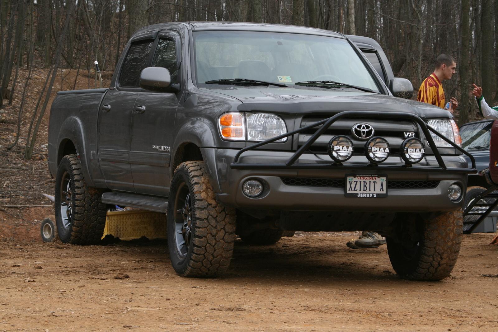 2004 Toyota Tundra Information And Photos Zombiedrive