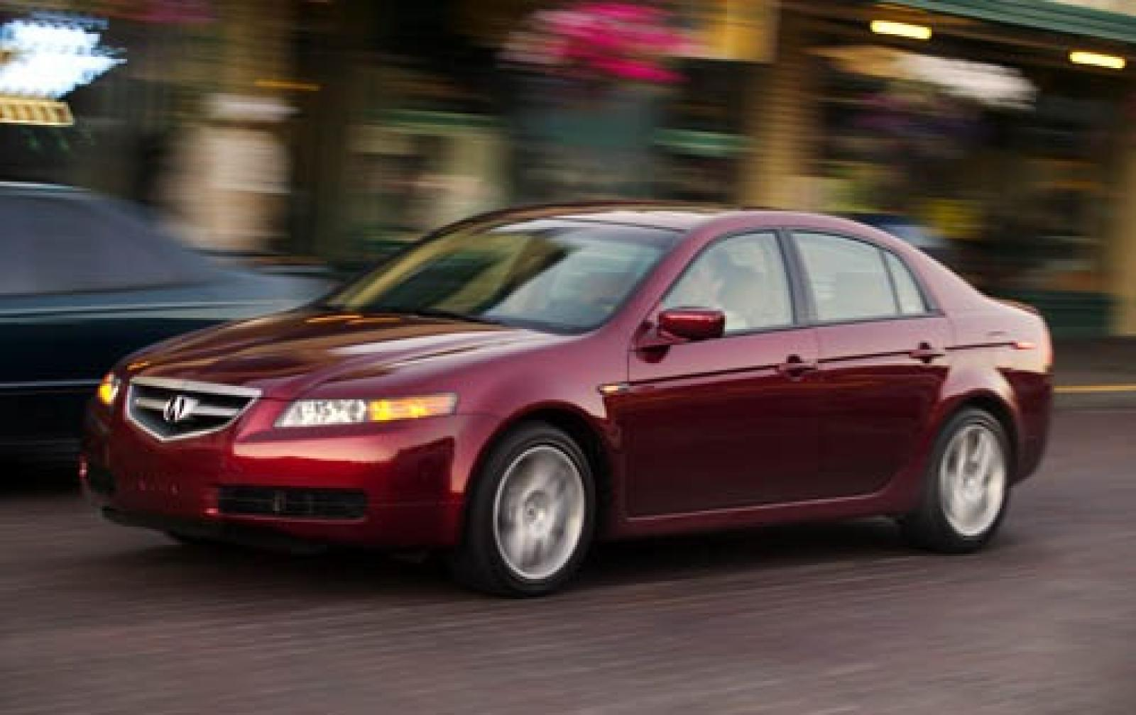 2005 acura tl information and photos zombiedrive. Black Bedroom Furniture Sets. Home Design Ideas