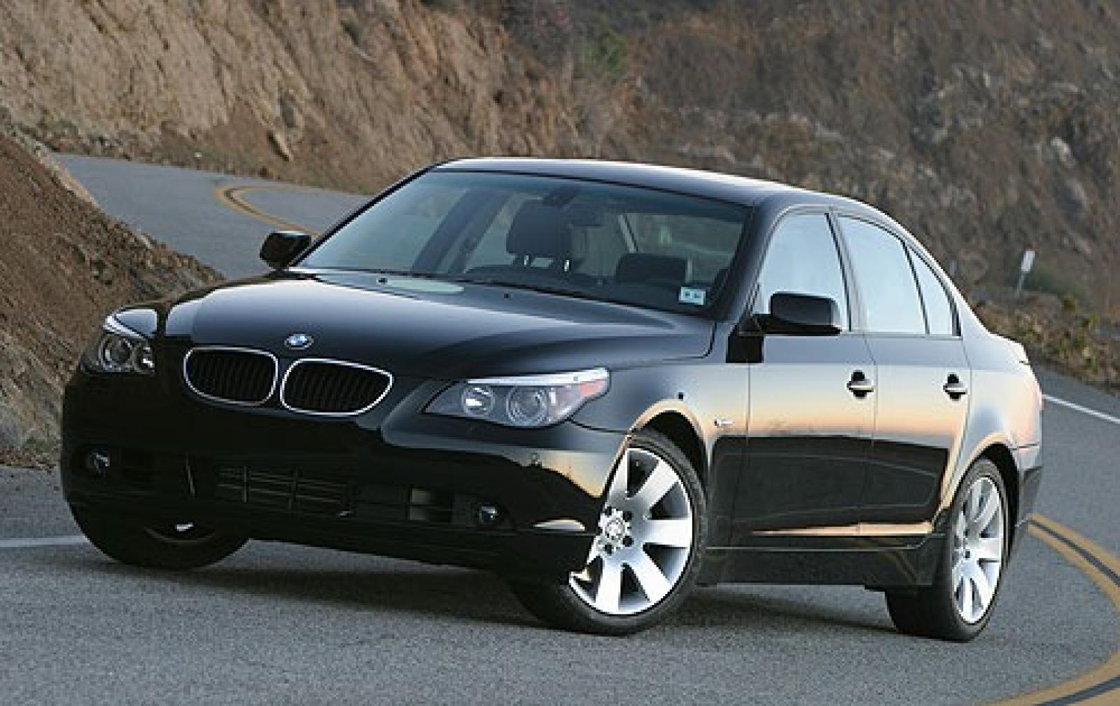 2005 bmw 5 series - information and photos - zombiedrive