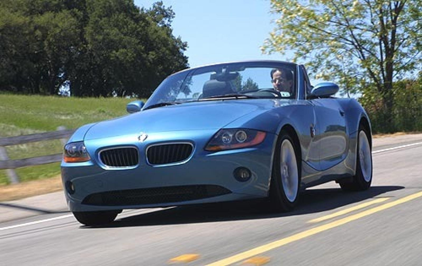 2005 Bmw Z4 Information And Photos Zombiedrive