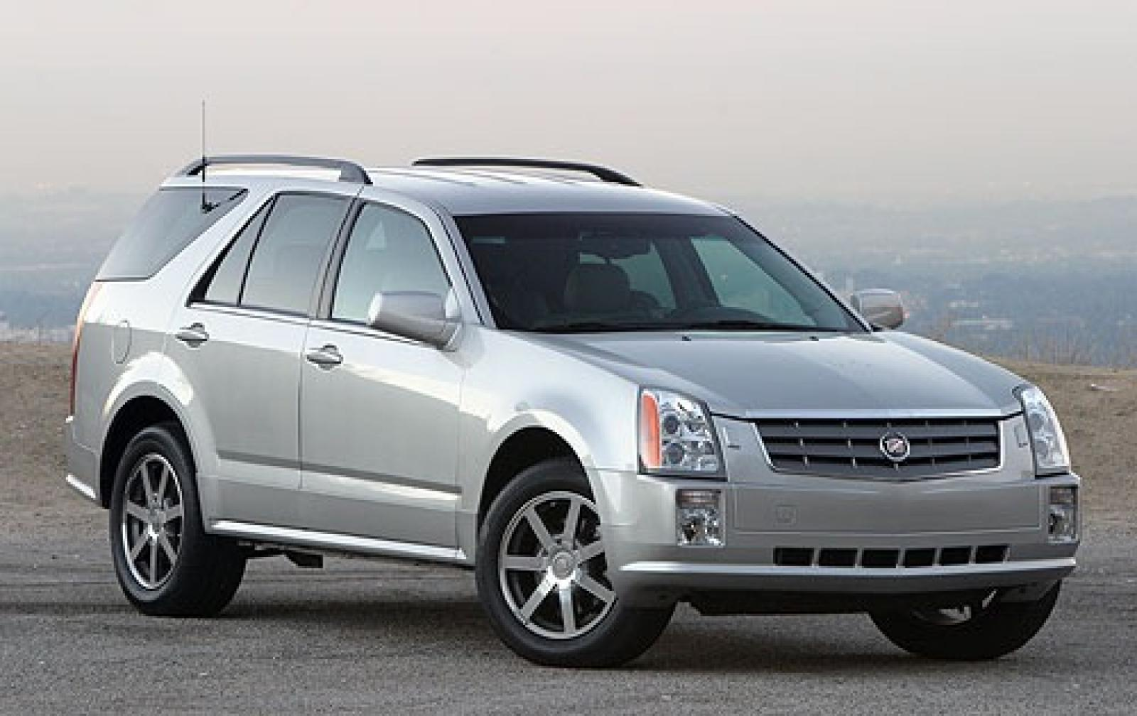 2006 cadillac srx information and photos zombiedrive. Black Bedroom Furniture Sets. Home Design Ideas