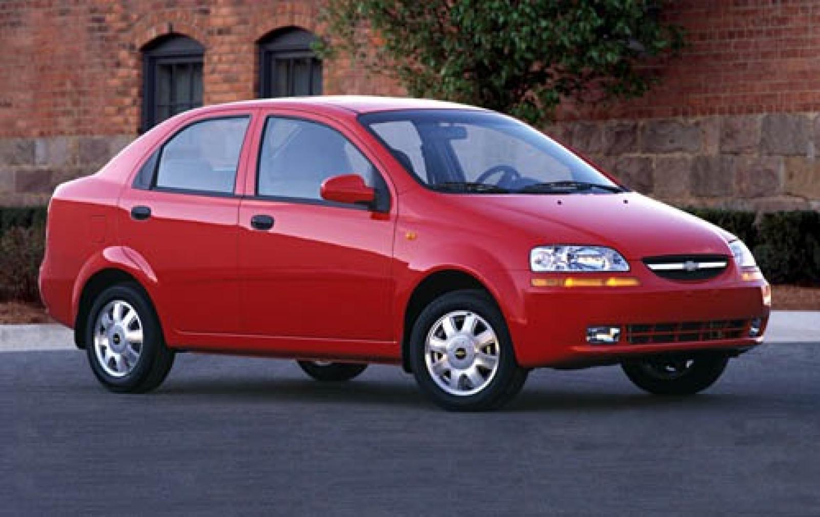 2005 Chevrolet Aveo #1 800 1024 1280 1600 origin