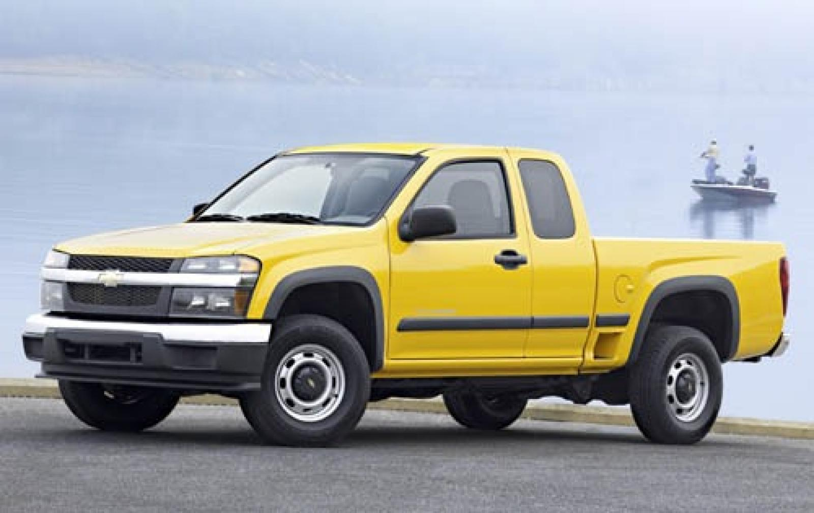 2006 Chevrolet Colorado 6