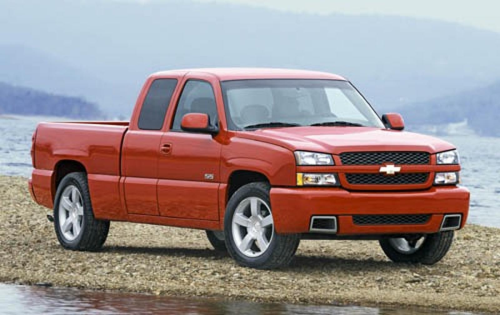 2004 Chevrolet Silverado 1500 - Information and photos ...