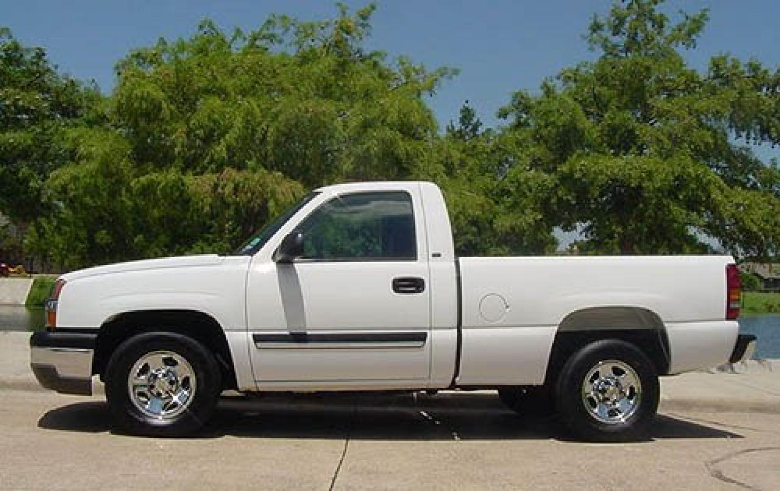 Chevrolet Silverado Regular Cab Pickup Ls S Oem on 2001 Dodge Dakota Bed