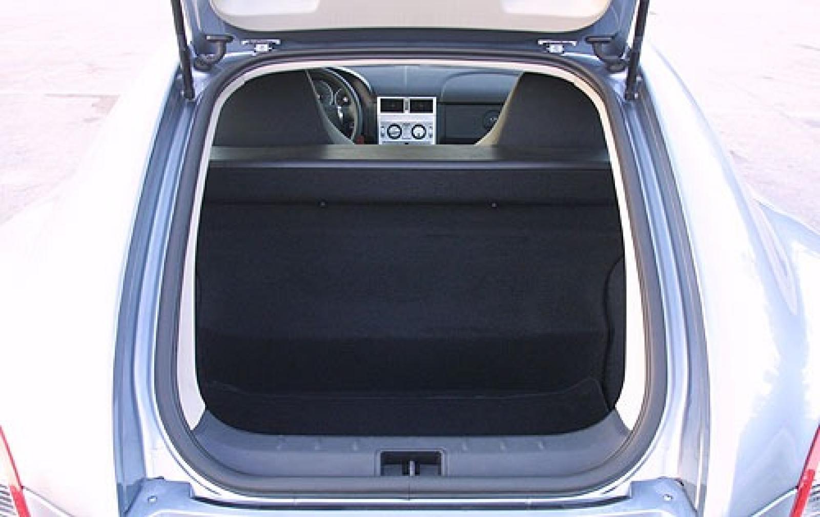 Used chrysler crossfire review ratings edmunds - 800 1024 1280 1600 Origin 2005 Chrysler Crossfire