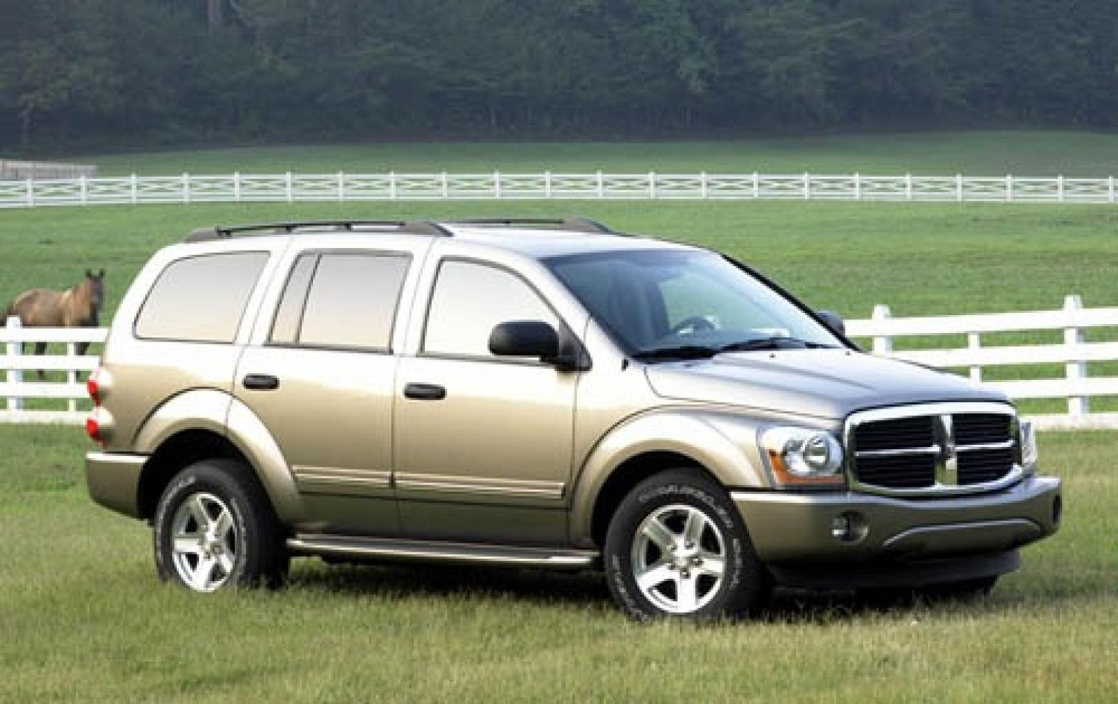 2006 dodge durango information and photos zombiedrive. Black Bedroom Furniture Sets. Home Design Ideas