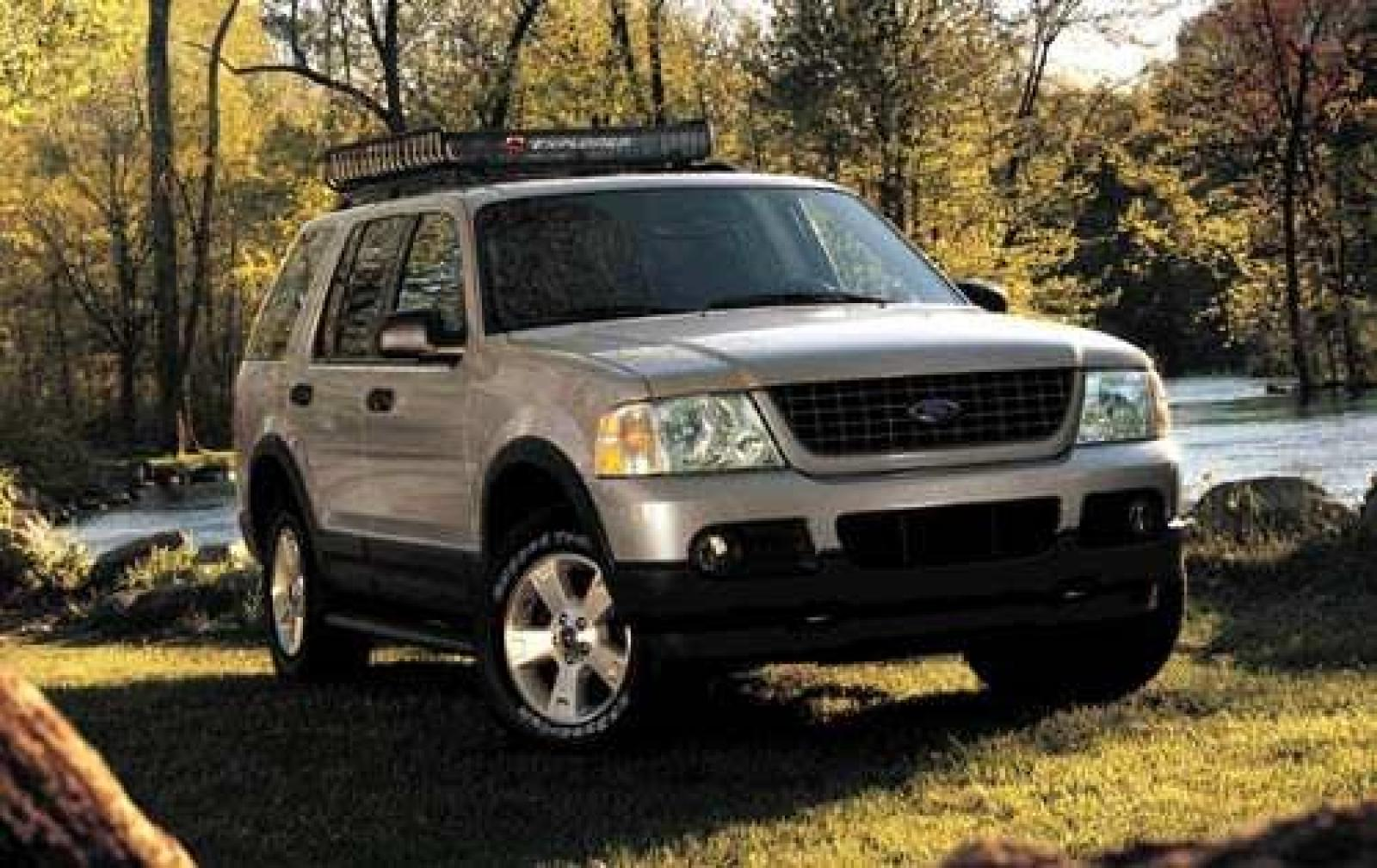 2005 ford explorer information and photos zombiedrive. Black Bedroom Furniture Sets. Home Design Ideas