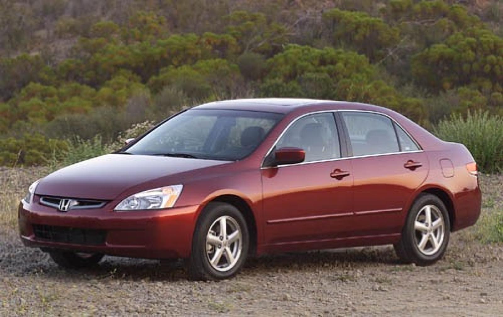 2004 Honda Accord #2