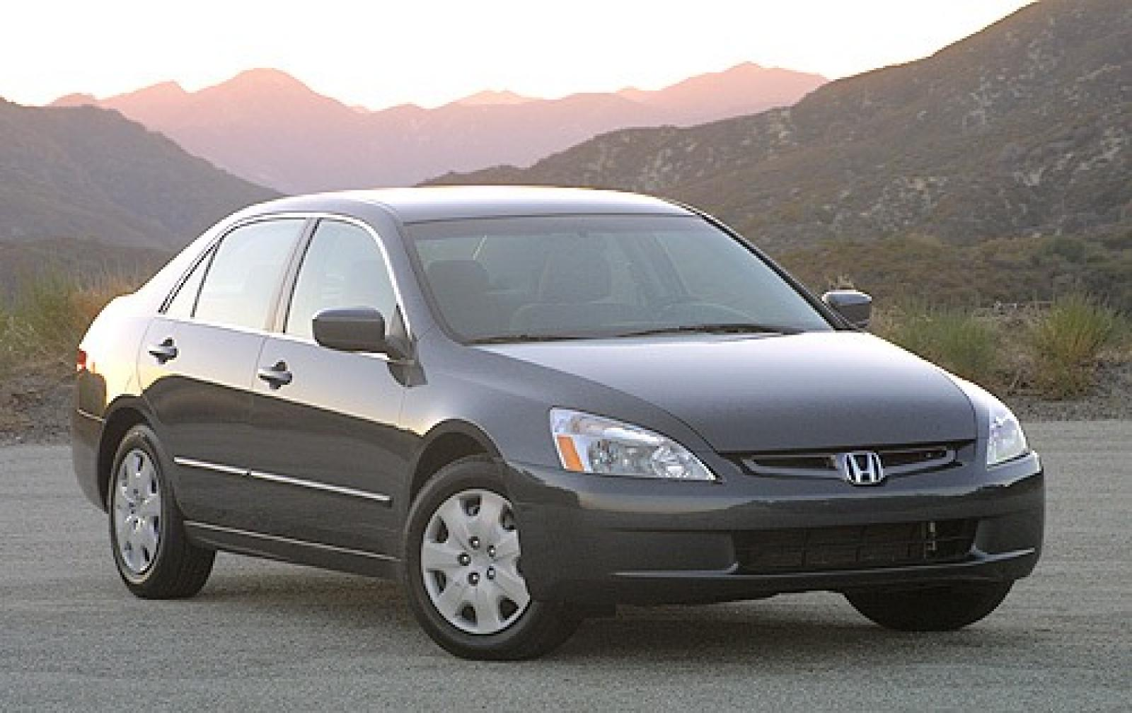 Beautiful 800 1024 1280 1600 Origin 2004 Honda Accord ...
