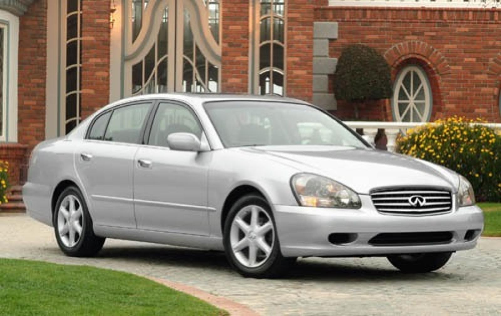 2005 infiniti q45 information and photos zombiedrive infiniti gallery vanachro Choice Image
