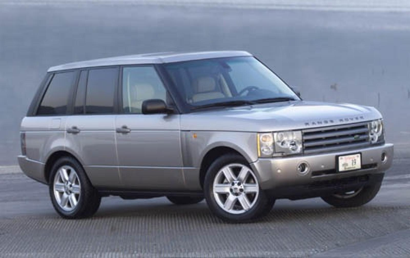 Rover range rover 2005 : 2005 Land Rover Range Rover - Information and photos - ZombieDrive