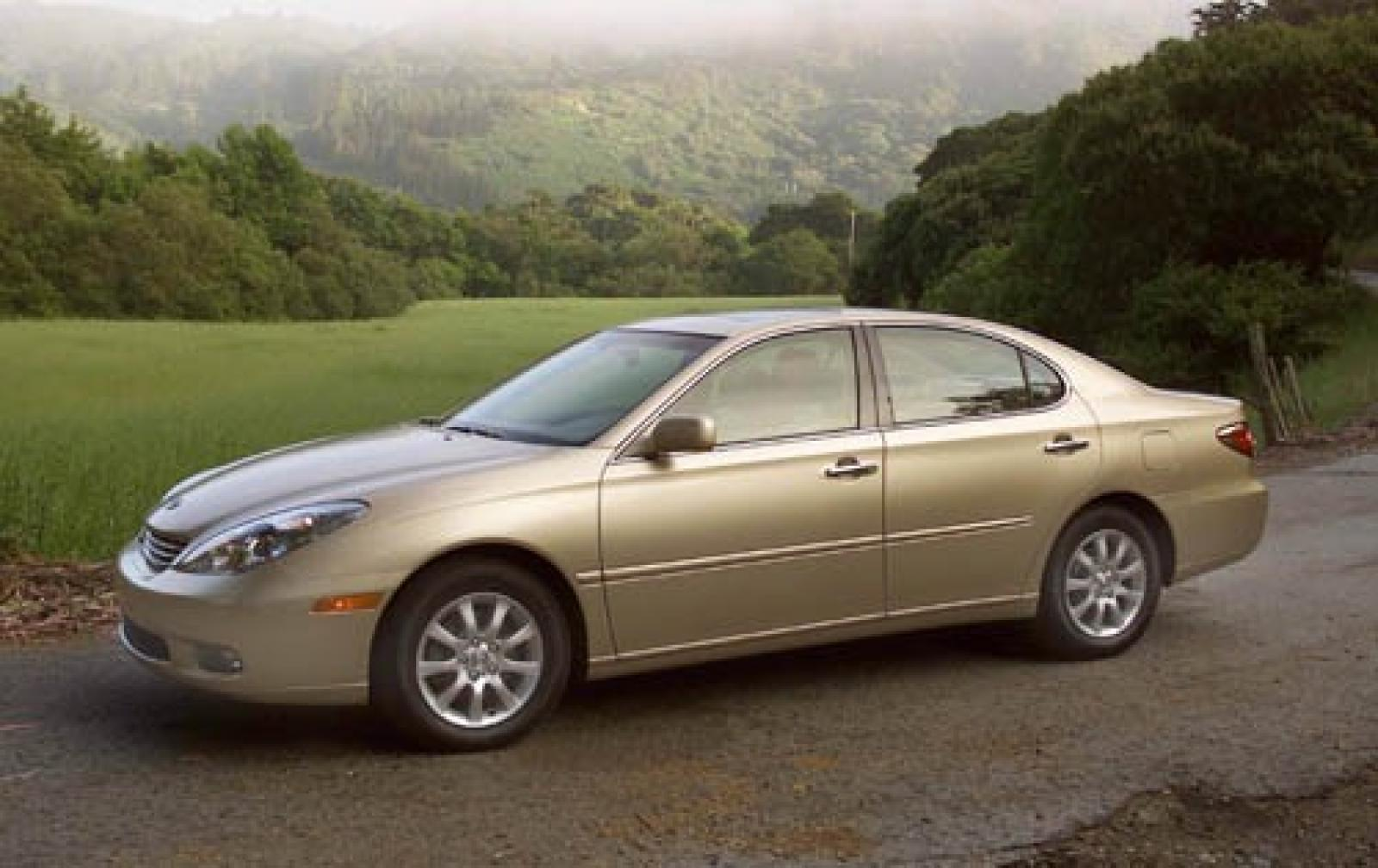 2004 lexus es 330 information and photos zombiedrive. Black Bedroom Furniture Sets. Home Design Ideas