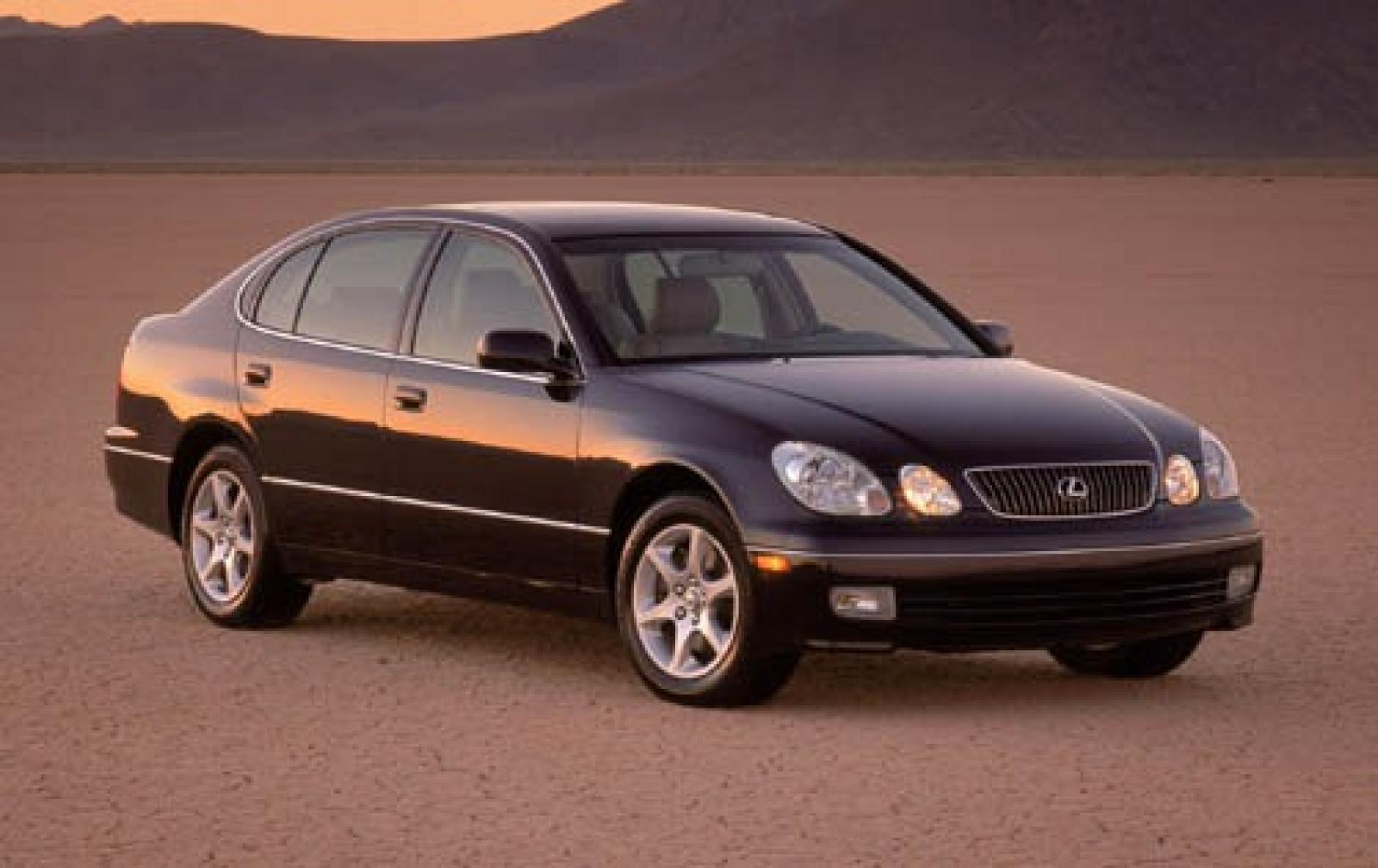 2005 lexus gs 300 - information and photos - zombiedrive