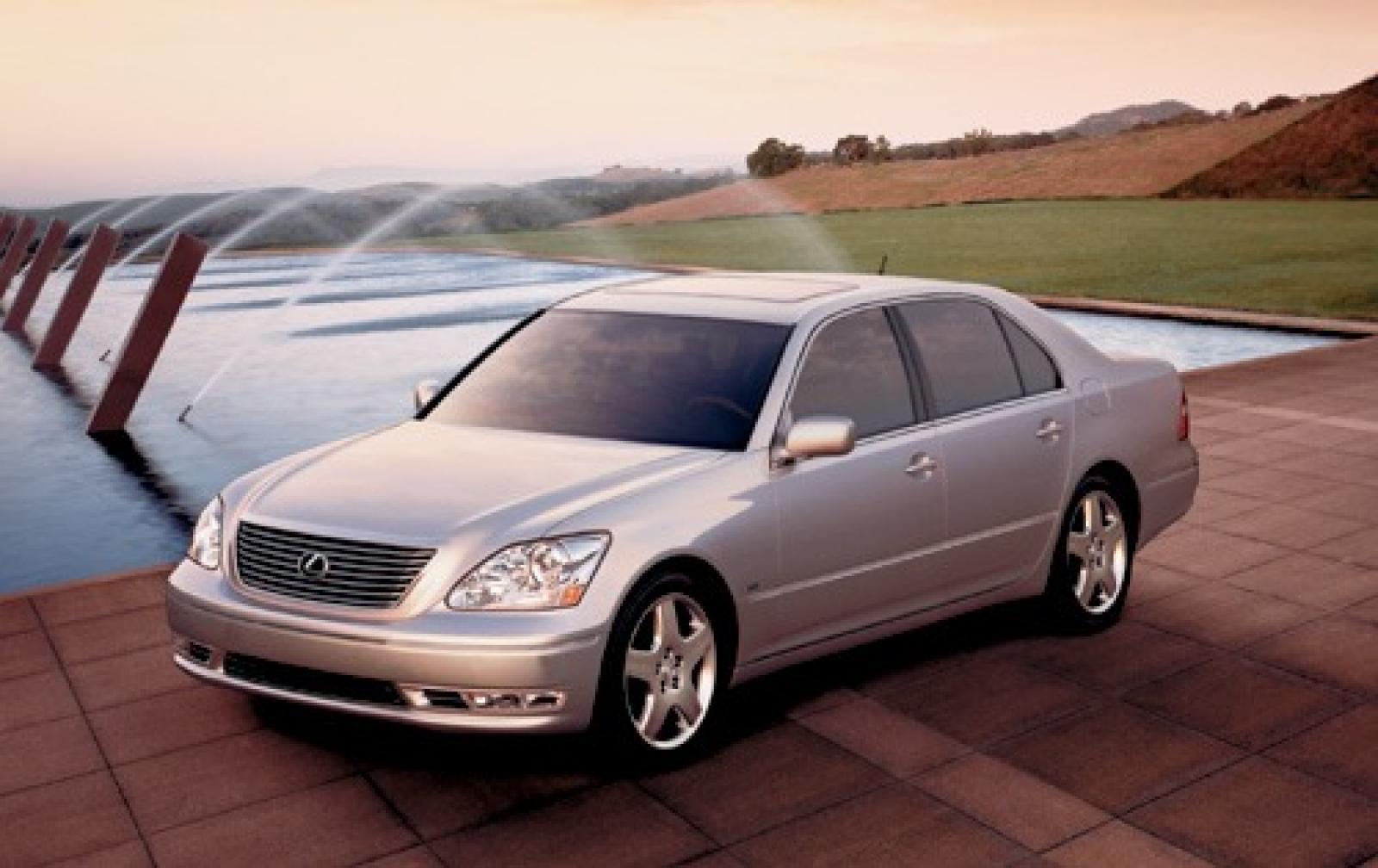 800 1024 1280 1600 Origin 2005 Lexus LS 430 ...