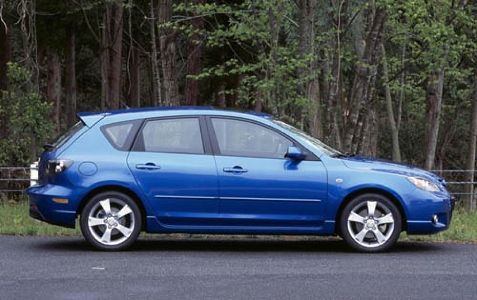 800 1024 1280 1600 Origin 2004 Mazda MAZDA3 ...