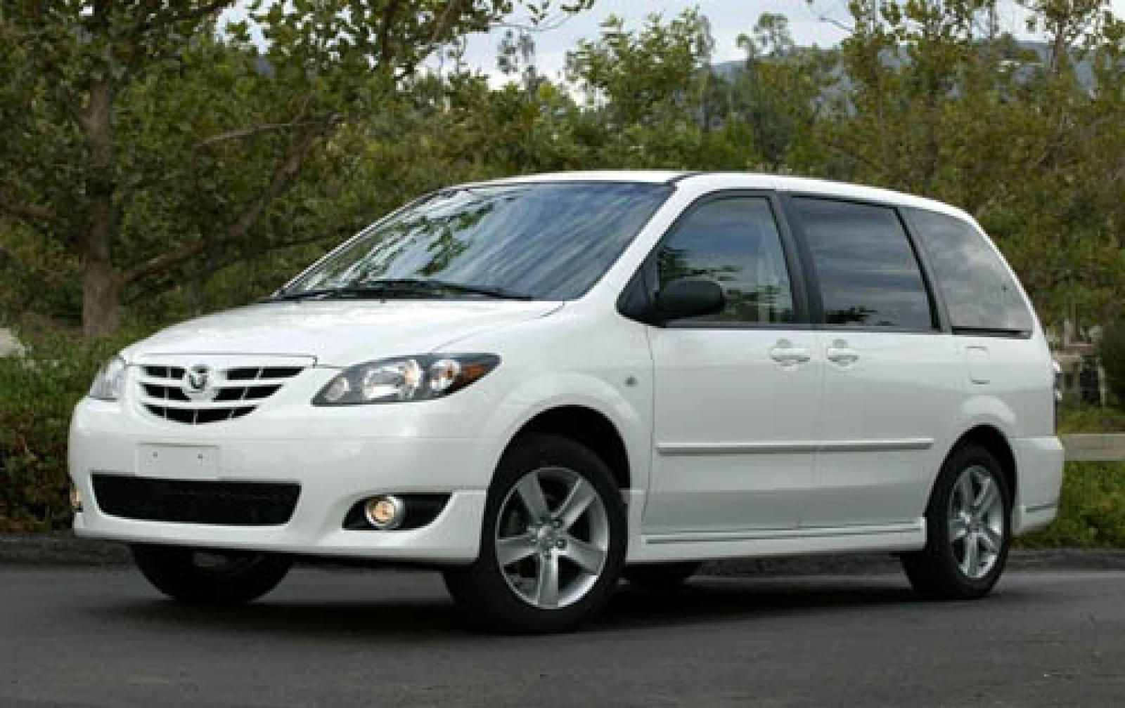 2005 mazda mpv information and photos zombiedrive. Black Bedroom Furniture Sets. Home Design Ideas