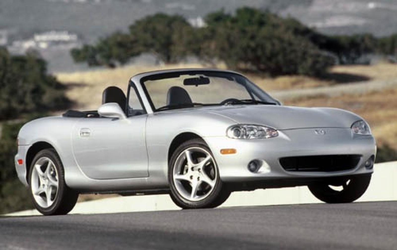 2004 mazda mx 5 miata information and photos zombiedrive. Black Bedroom Furniture Sets. Home Design Ideas