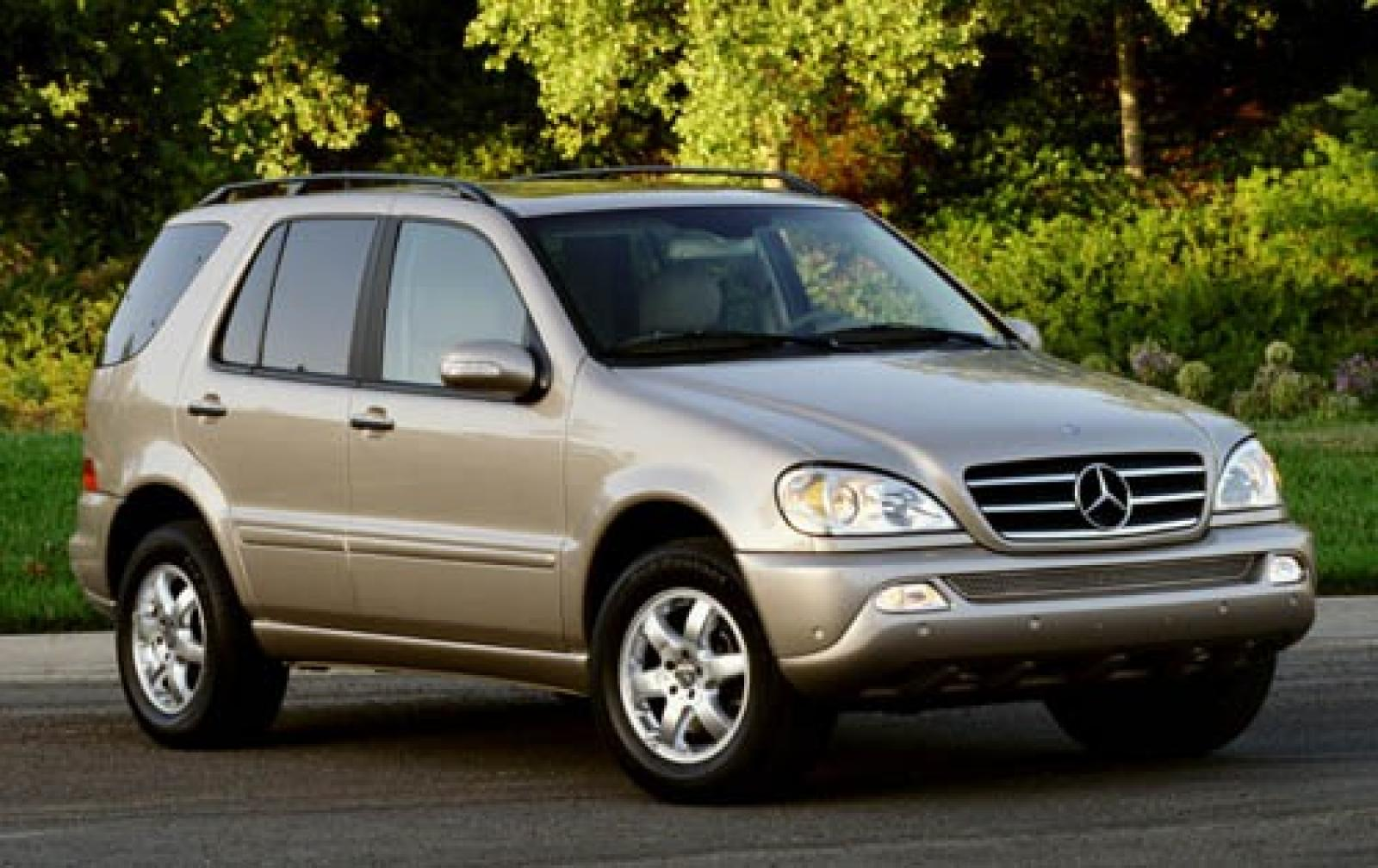 Image gallery 2005 mercedes crossover for 2005 mercedes benz ml500