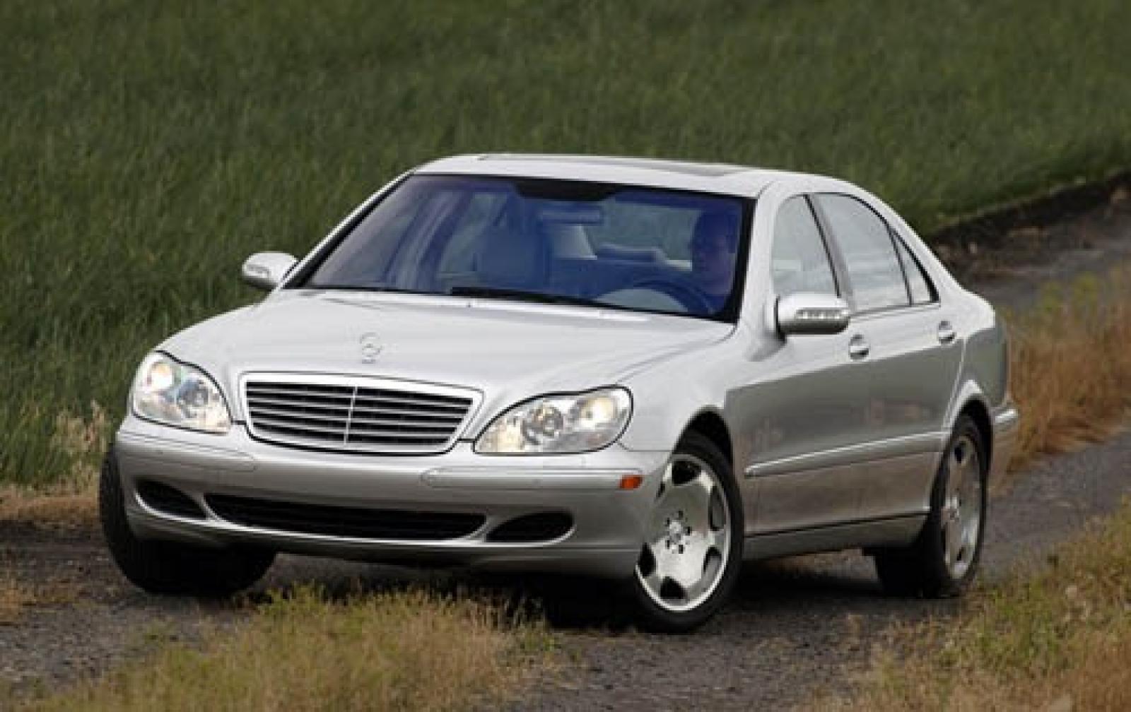 2005 mercedes benz s class information and photos for Mercedes benz s class 600