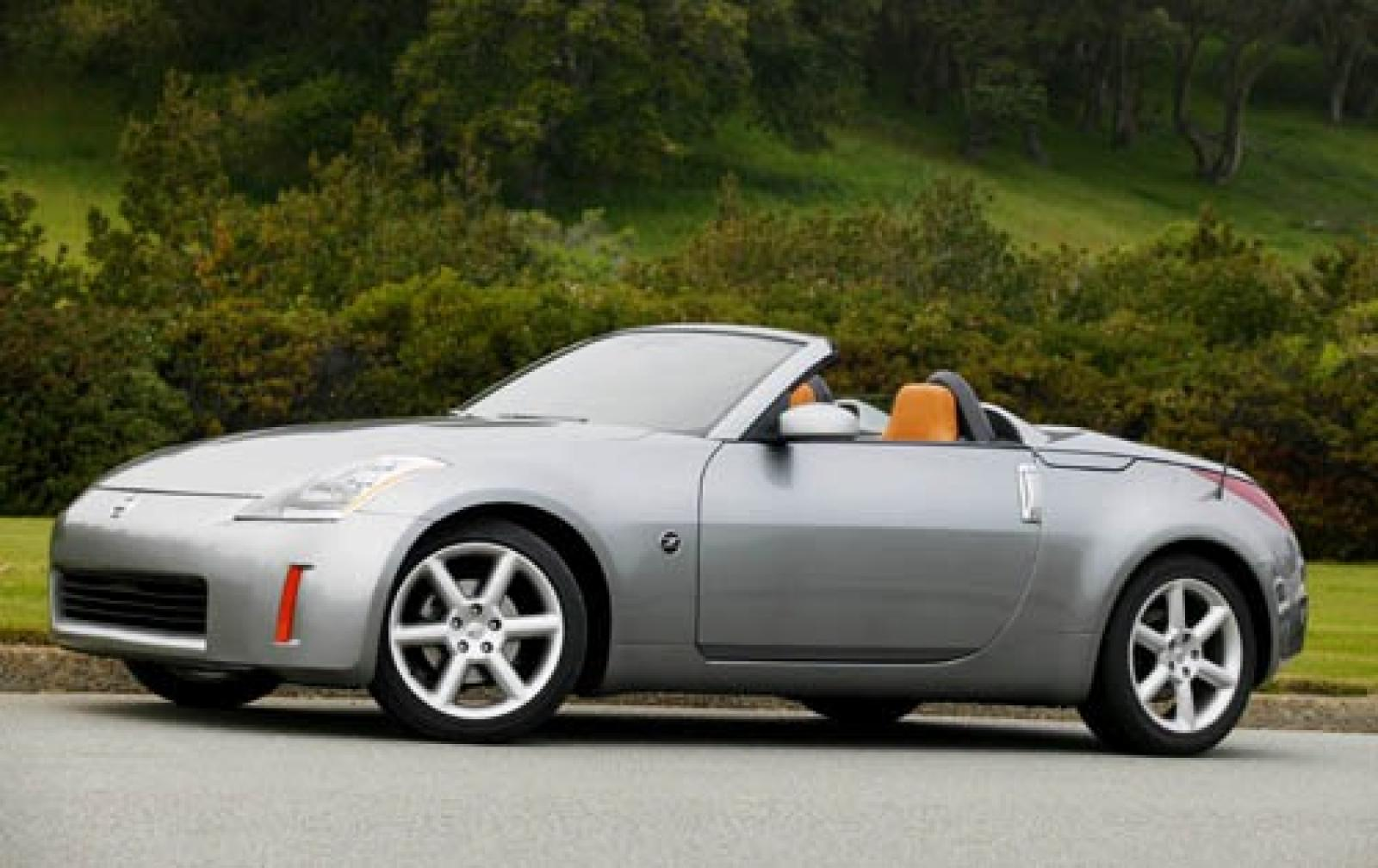 2004 nissan 350z enthusiast convertible image collections hd 2005 nissan 350z information and photos zombiedrive nissan gallery vanachro image collections vanachro Image collections