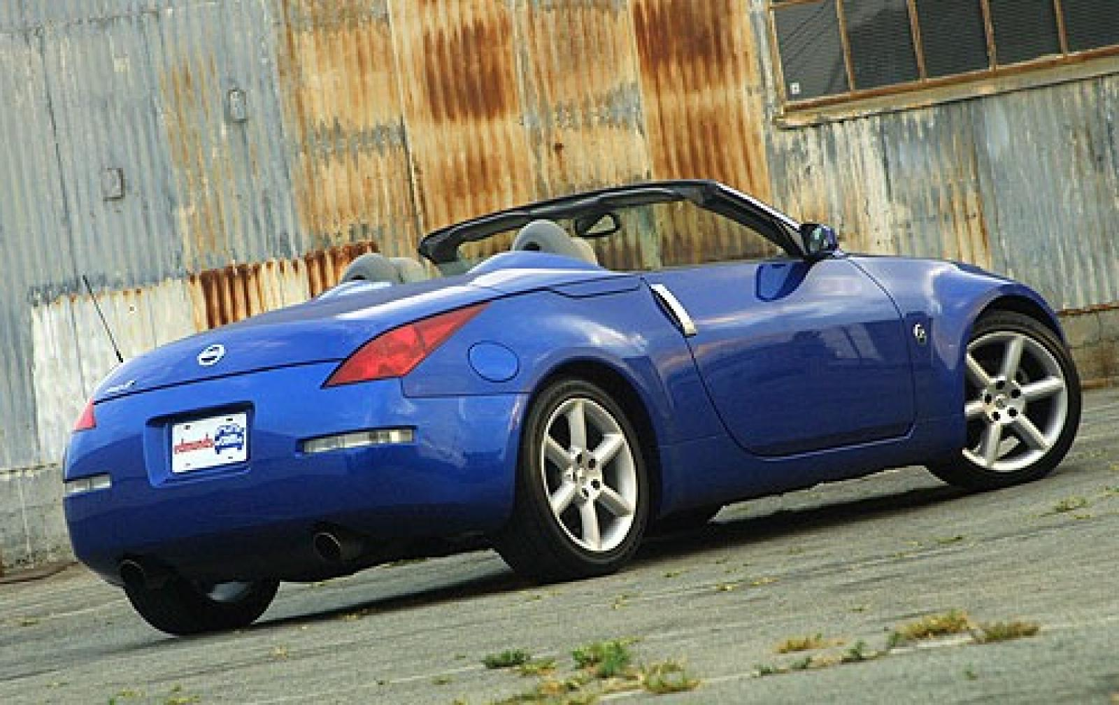 2005 nissan 350z information and photos zombiedrive 800 1024 1280 1600 origin 2005 nissan 350z vanachro Images