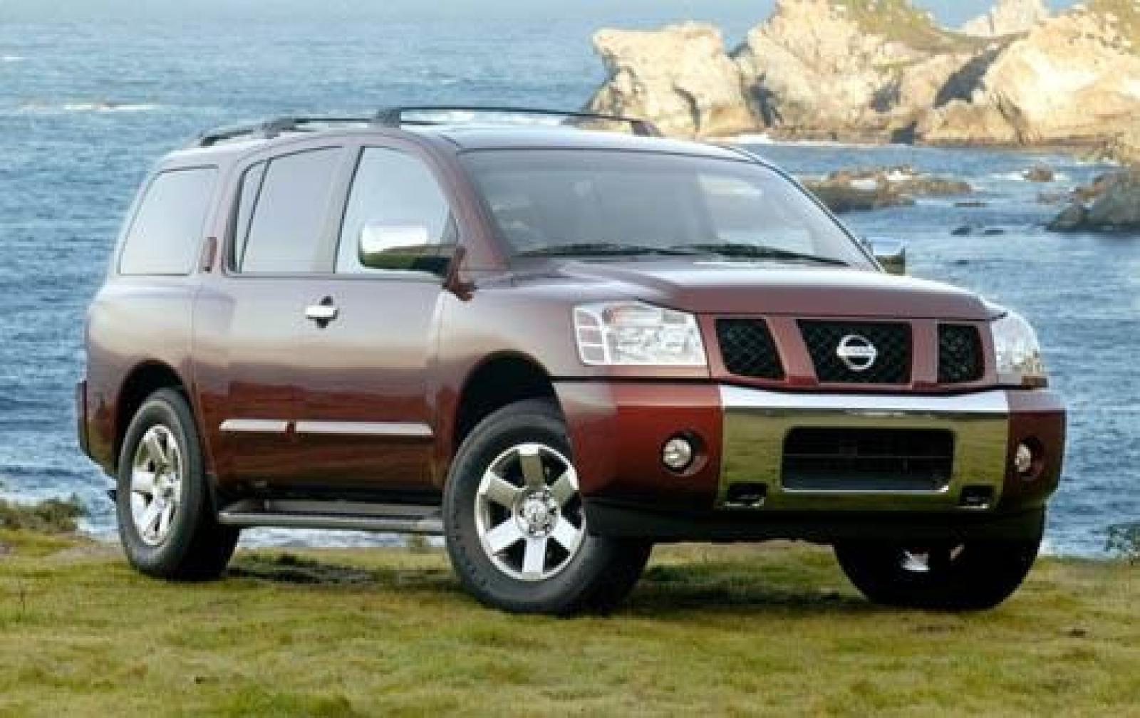 2006 nissan armada information and photos zombiedrive 2004 nissan armada rear e interior 2 800 1024 1280 1600 origin vanachro Images