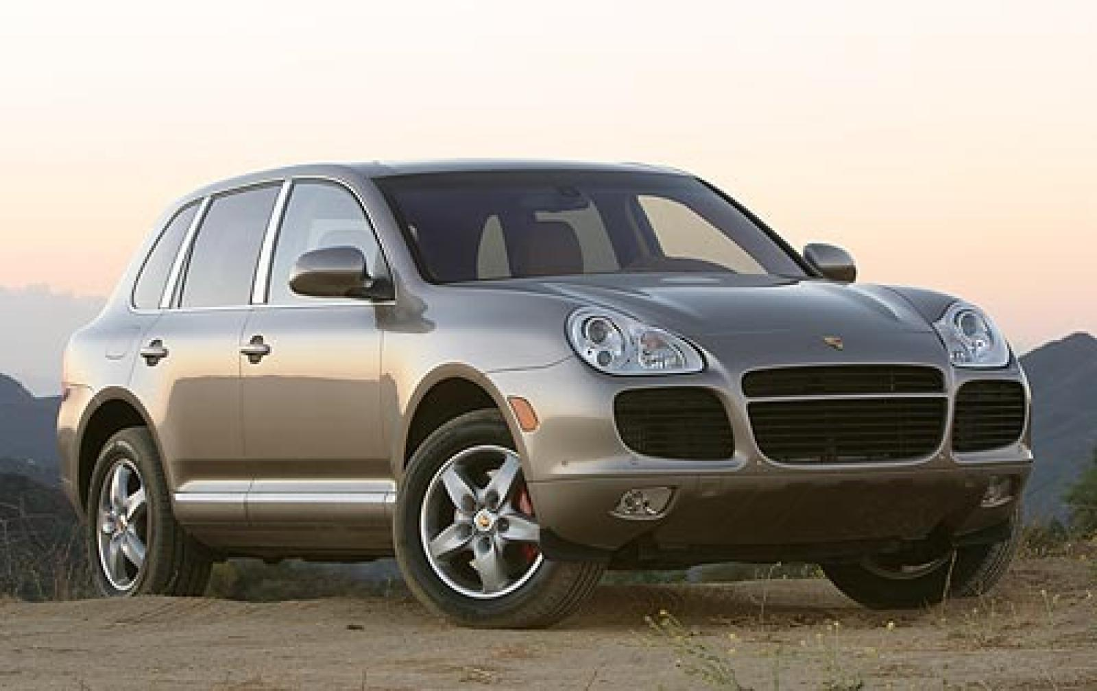 2005 porsche cayenne information and photos zombiedrive. Black Bedroom Furniture Sets. Home Design Ideas