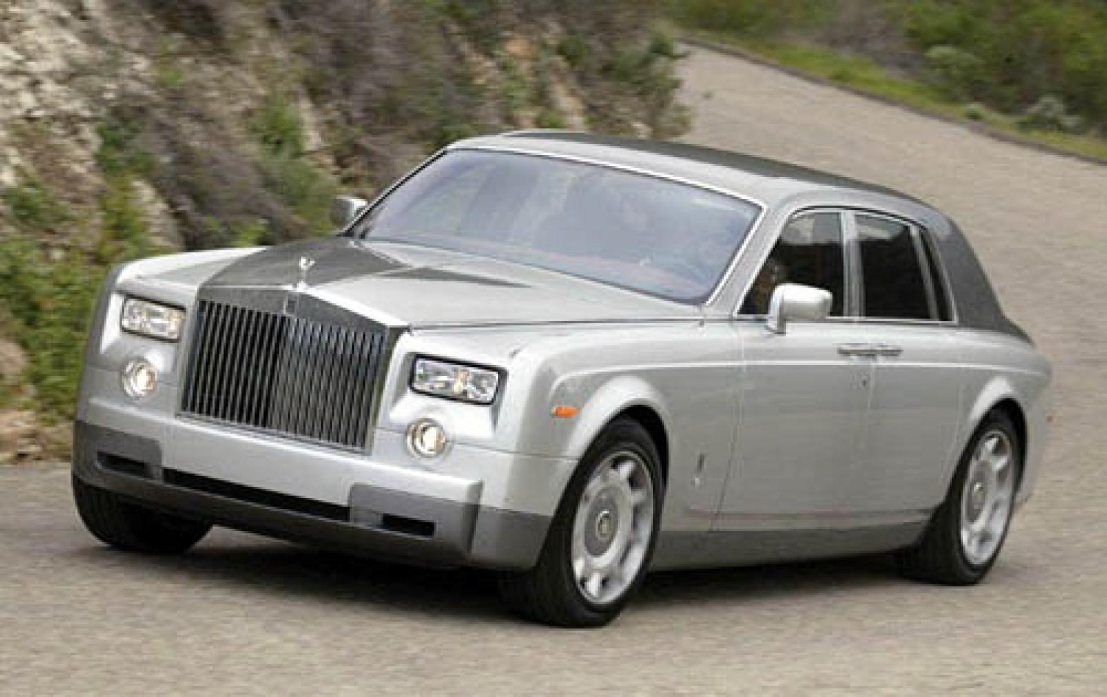 2006 rolls royce phantom information and photos. Black Bedroom Furniture Sets. Home Design Ideas