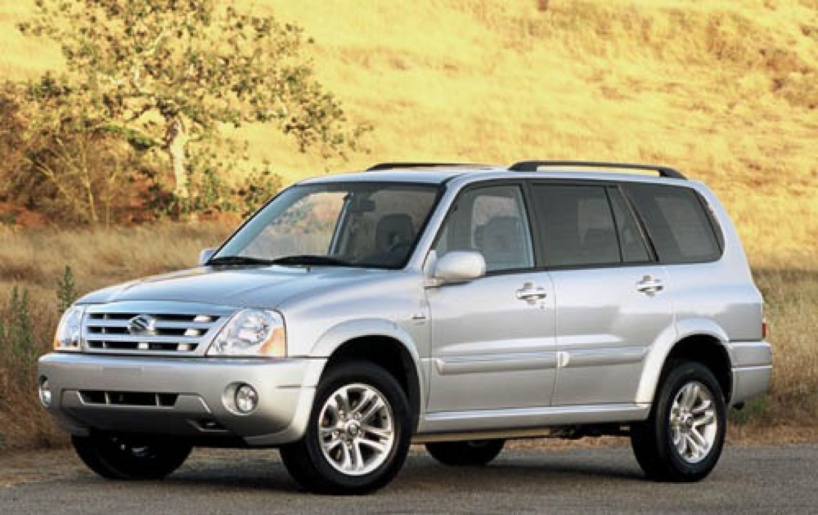 2004 suzuki xl 7 reviews - 2006 Suzuki Xl 7 1 800 1024 1280 1600 Origin