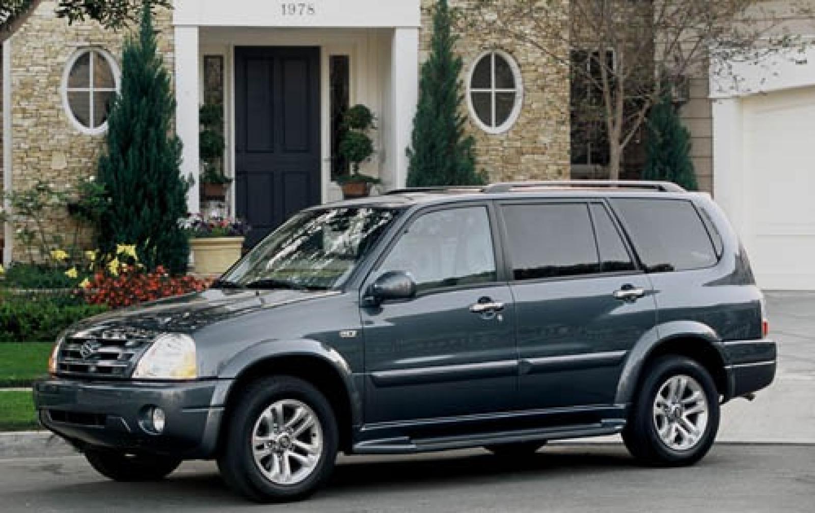 2004 suzuki xl 7 reviews - 800 1024 1280 1600 Origin 2006 Suzuki Xl 7