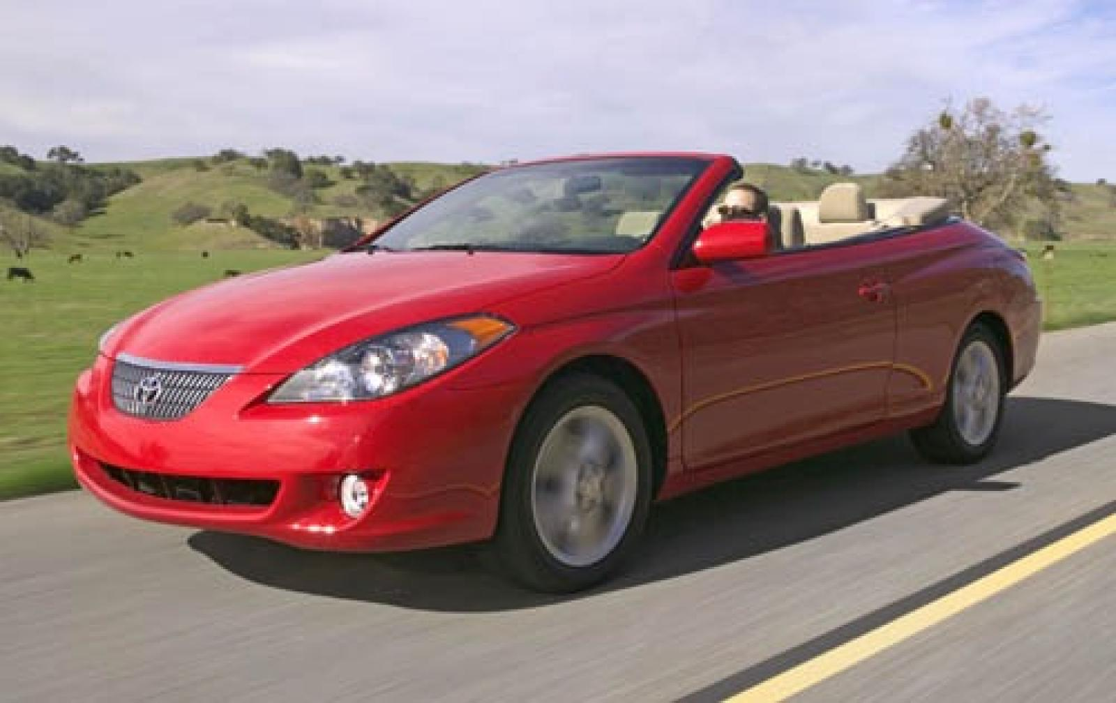 Toyota Solara Sports Car
